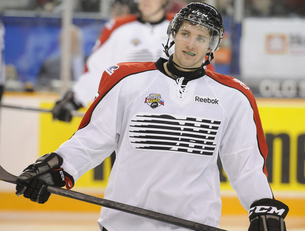 Video Interview With Seth Griffith Of The Ohl S London Knights Chatham Kent Sports Network
