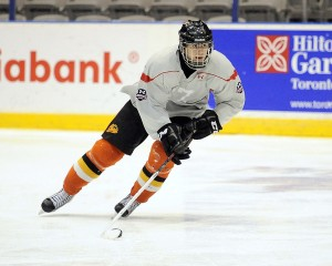 Travis Konecny - Photo by Aaron Bell/OHL Images
