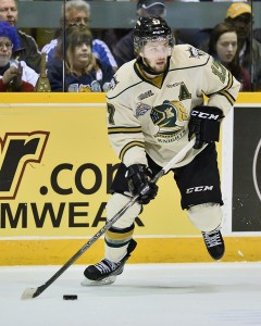 Seth Griffith, 2013 OHL Final - Photo OHL Images/Terry Wilson