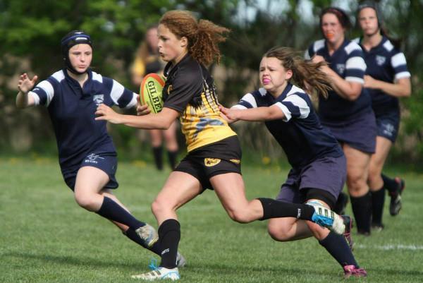 Breanne Nicholas - Blenheim Rugby