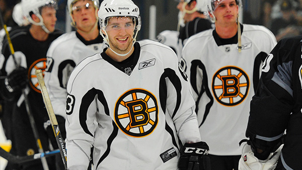 Seth Griffith at Boston Bruins development camp - Photo by Brian Babineau/BostonBruins.com