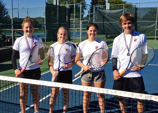 JMSS Athletes at Kent 2013 Tennis Championships - Contributed Photo