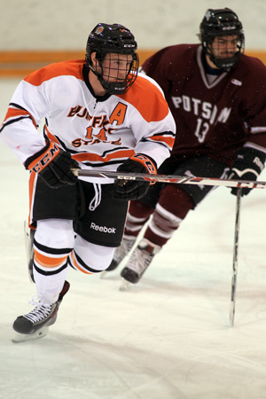 Brett Hope - Photo by Buffalo State College Athletics