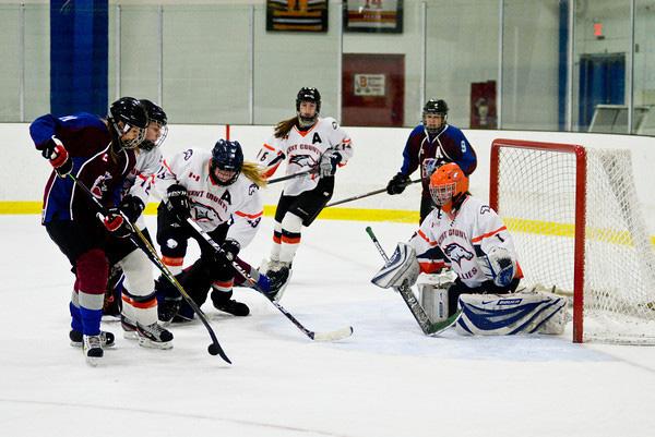 Kent Fillies Girls hockey