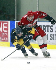 Brady Pataki of the Chatham-Kent Cyclones - Photo by Brian Watts/OHL Images