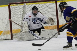 Sydney Authier - UCC Lancers Hockey