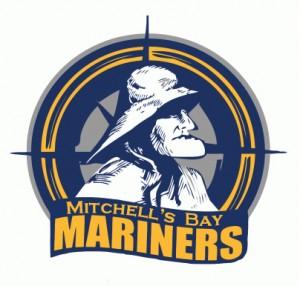 Mitchell's Bay Mariners Logo