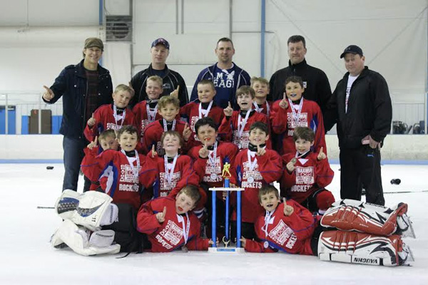 Chatham-Kent Rockets Spring Hockey