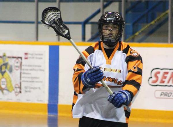Clint Lamarsh - Wallaceburg Senior B Lacrosse