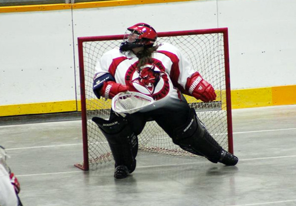 Emily Vandamme - Wallaceburg Red Devils
