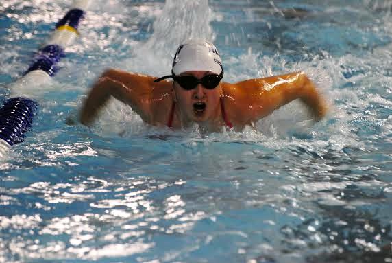 Riley Johnson - Swimming