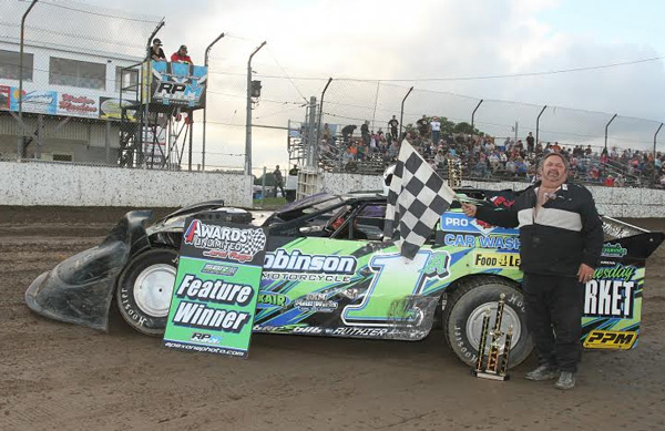 Brad Authier - Sout Buxton Raceway