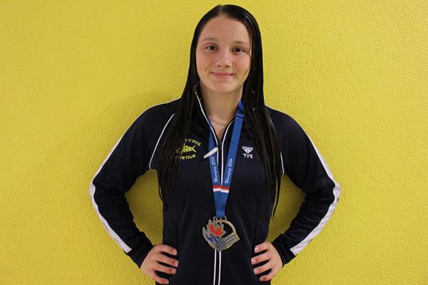 Madison Broad Swimming