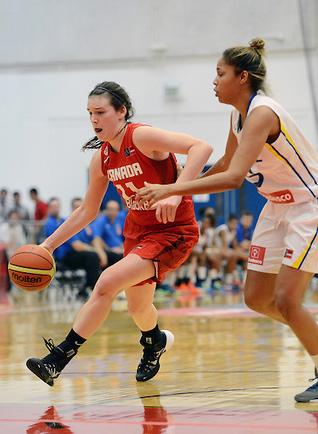 Bridget Carleton FIBA - Basketball Canada