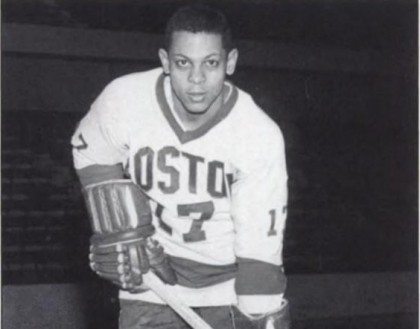 Eddie Wright - Hockey