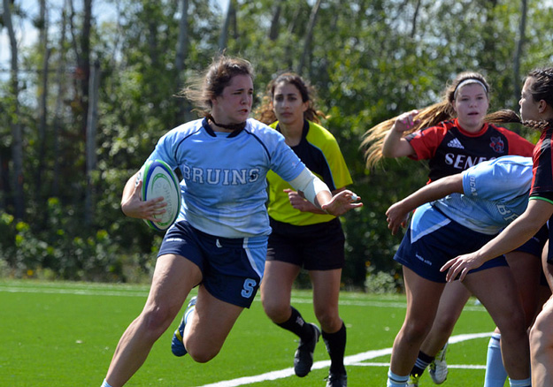 Bailey Walker - Sheridan Bruins Rugby