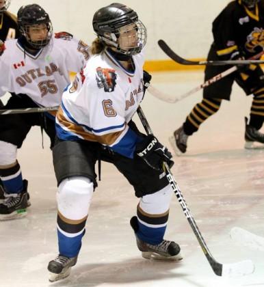 Meredith Goldhawk - PWHL Hockey