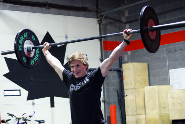 Chad Langan - Maple City CrossFit - CrossFit Sport