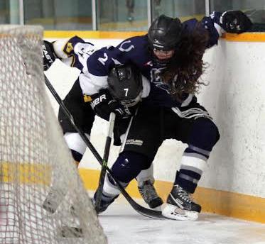 Lauren Nicholson - Hockey